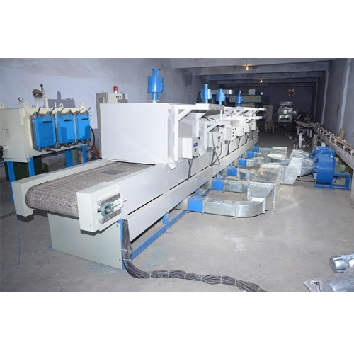 Flat Belt Conveyorised Oven